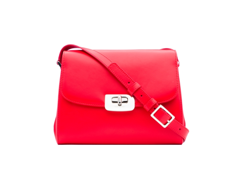 BRIGHT RED SOFIA BAG