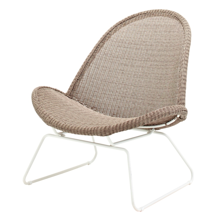 Bepal Lounge Chair by Gloster at Marlanteak 7810WN