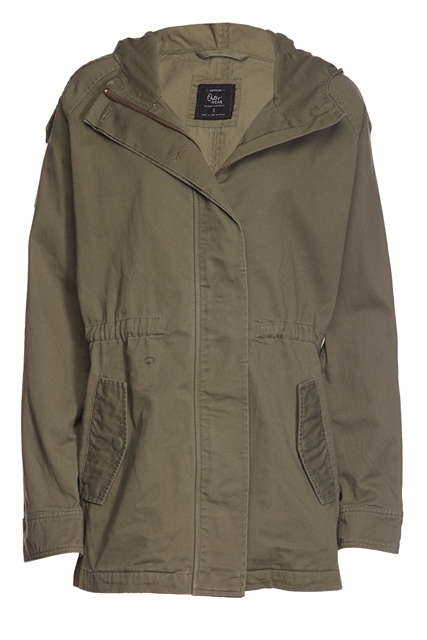 Cotton On Mannorak Unlined Parka $59.95