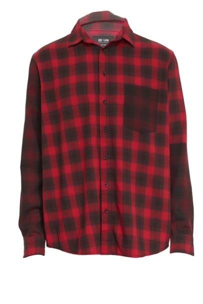 Cotton On Mens Check Shirt