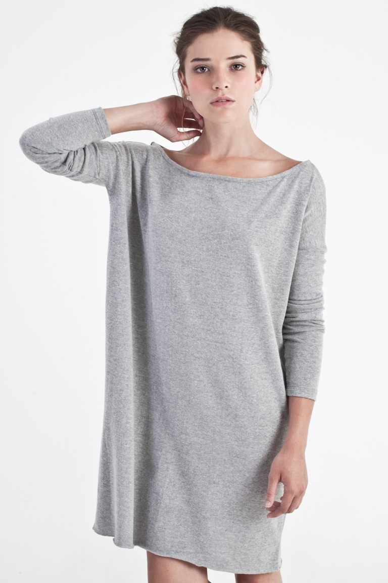 Sitting-Pretty-Clothing-AW15-Dress-Cocoon-Grey-melange2