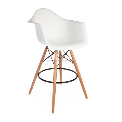 Del-Eames-Arm-White-65cm-Stool-By-Robert-Thomson.com_