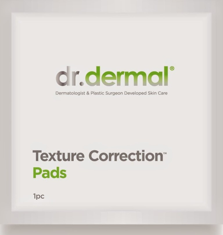 Dr Dermal - Texture Correction Pads