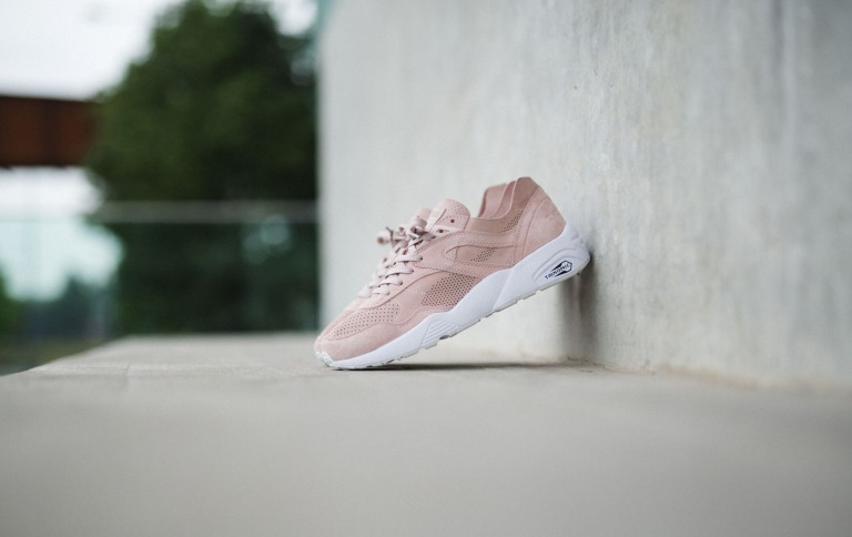 PUMA R698 SoftPack Pastel Pink lo