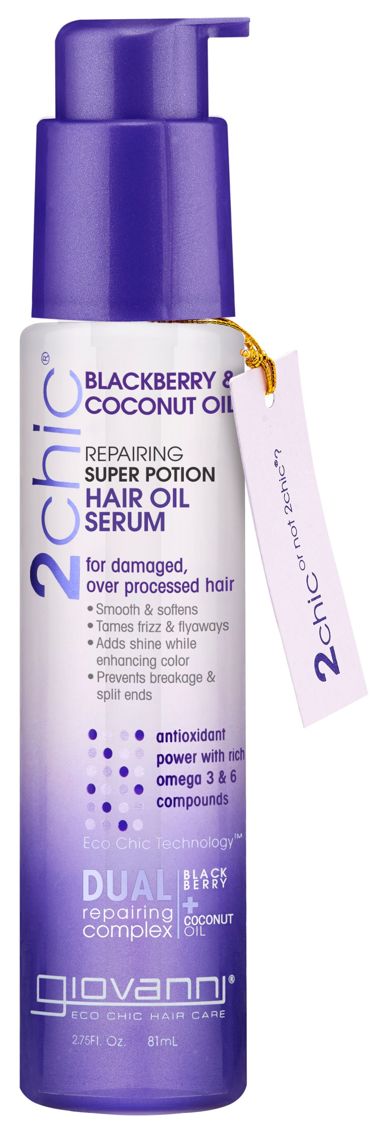 2chic Repairing -SuperPotionHairSerum_HTR