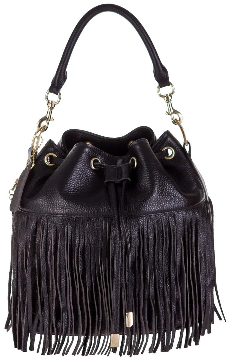 Callista Bucket Bag Black - R 1,499