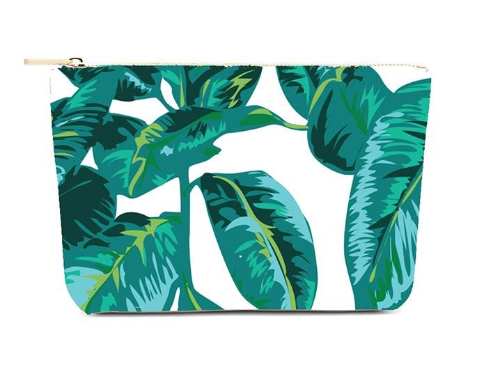 Lulu-Designs-Designer-Pouch-Susan-Caras-Hawaian-Leaves