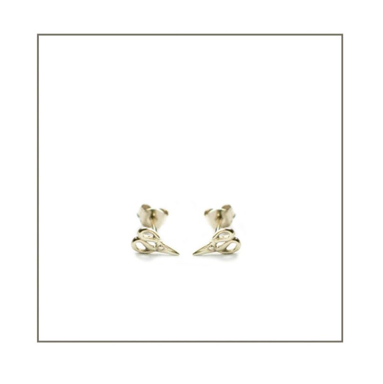 silver-scissor-stud-earrings